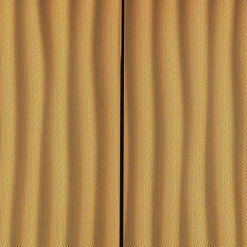 Die Fassadenplatten für das REWE Center in Heidenheim wurden im SANDALOR®-Verfahren (Eloxierung / Anodisierung) gefärbt.