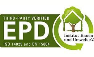 Für die Oberflächenveredelung von Aluminium ist HD Wahl Partner von IBU-EPD.