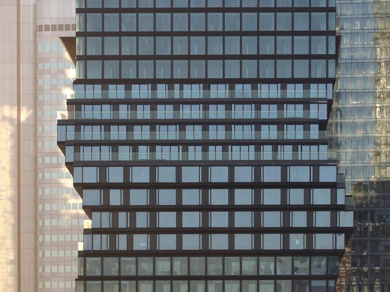 Nominated for the International Highrise Award: Omniturm in Frankfurt am Main