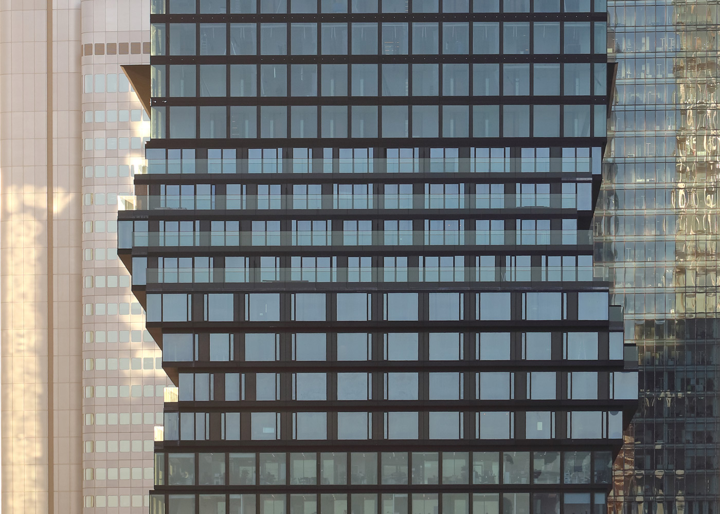 Nominated for the International Highrise Award: Omniturm in Frankfurt am Main