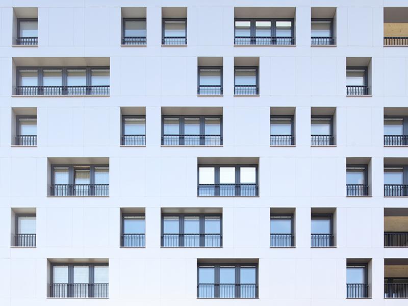 Finalist des Deutschen Nachhaltigkeitspreises in der Kategorie Architektur: das SKAIO in Heilbronn