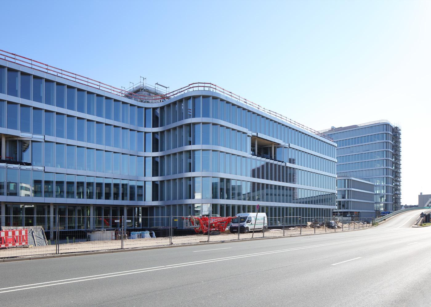 Fassadenansicht Mizal mit Duraflon